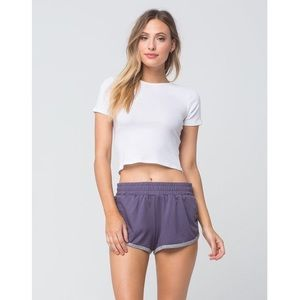 Tilly's Socialite Knit Dolphin Shorts
